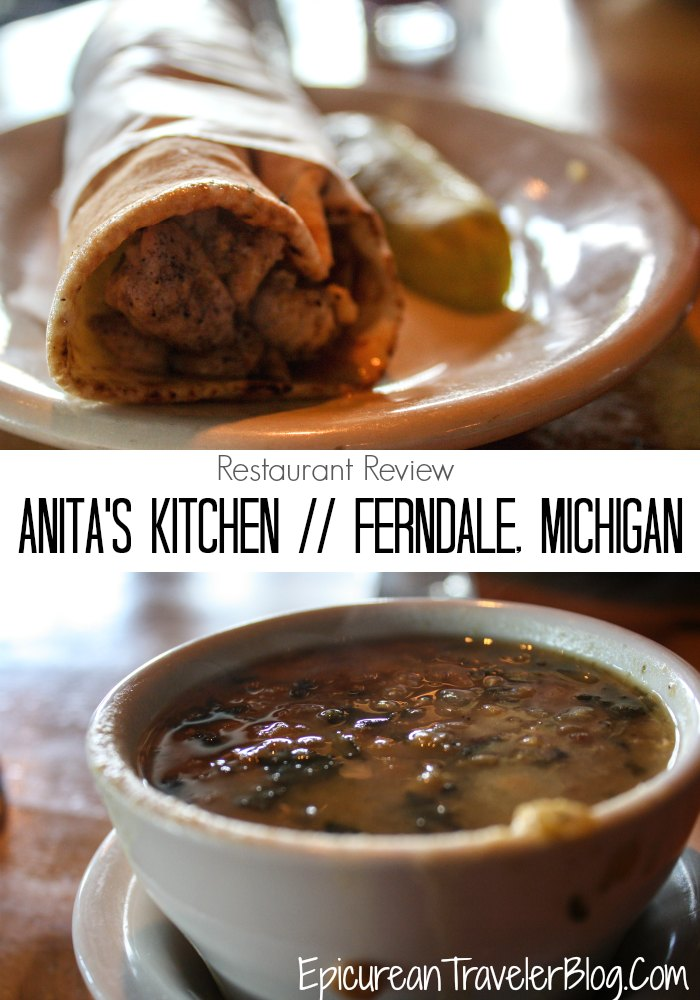 restaurant review anitas kitchen in ferndale michigan the epicurean traveler - Anitas Kitchen