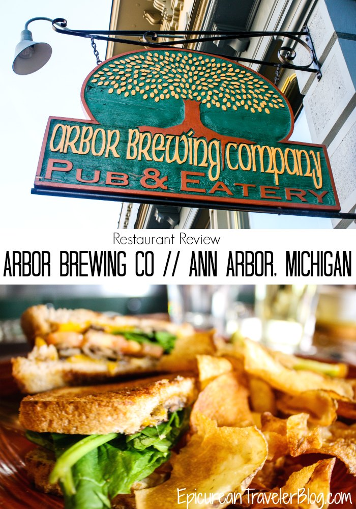 Arbor Brewing Company Review | The Epicurean Traveler
