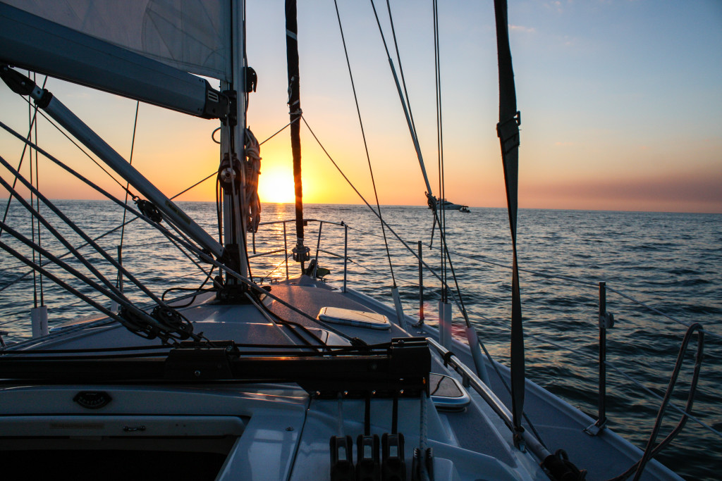 Things to do in Naples, Florida: Sailing (Erin Klema/The Epicurean Traveler)