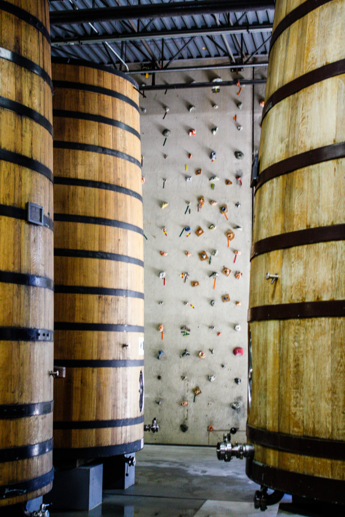 New Belgium Brewery Tour (Erin Klema/The Epicurean Traveler)