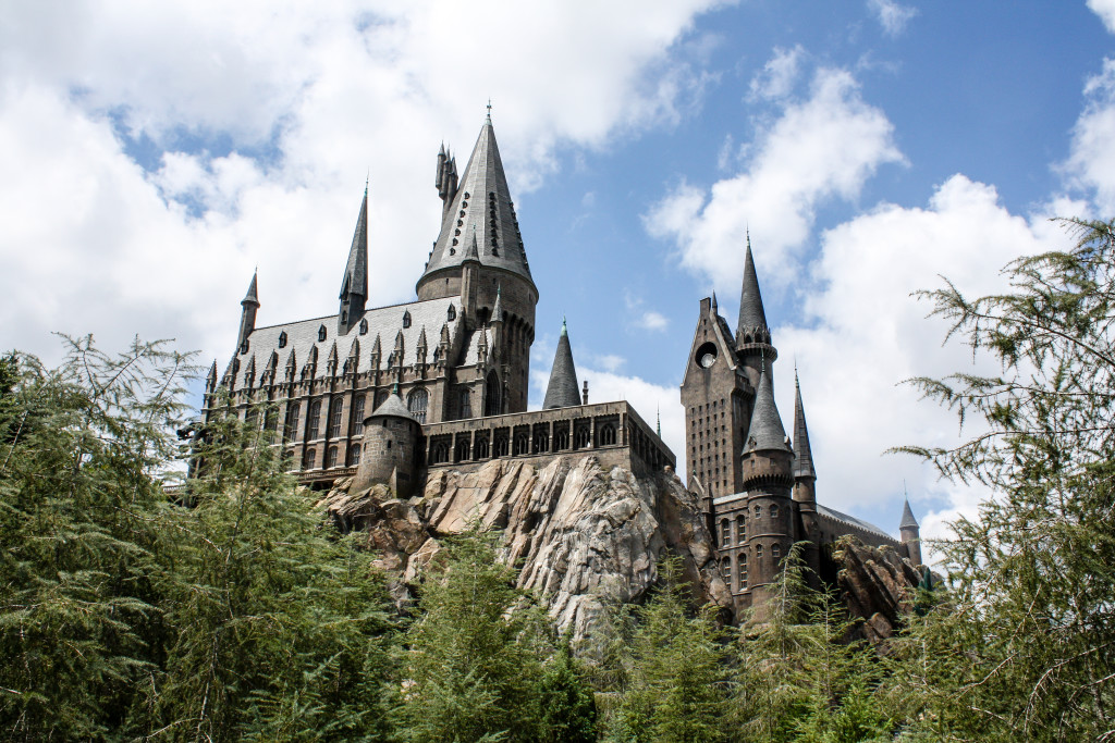 Hogwarts at the Wizarding World of Harry Potter at Islands of Adventure (Erin Klema/The Epicurean Traveler)