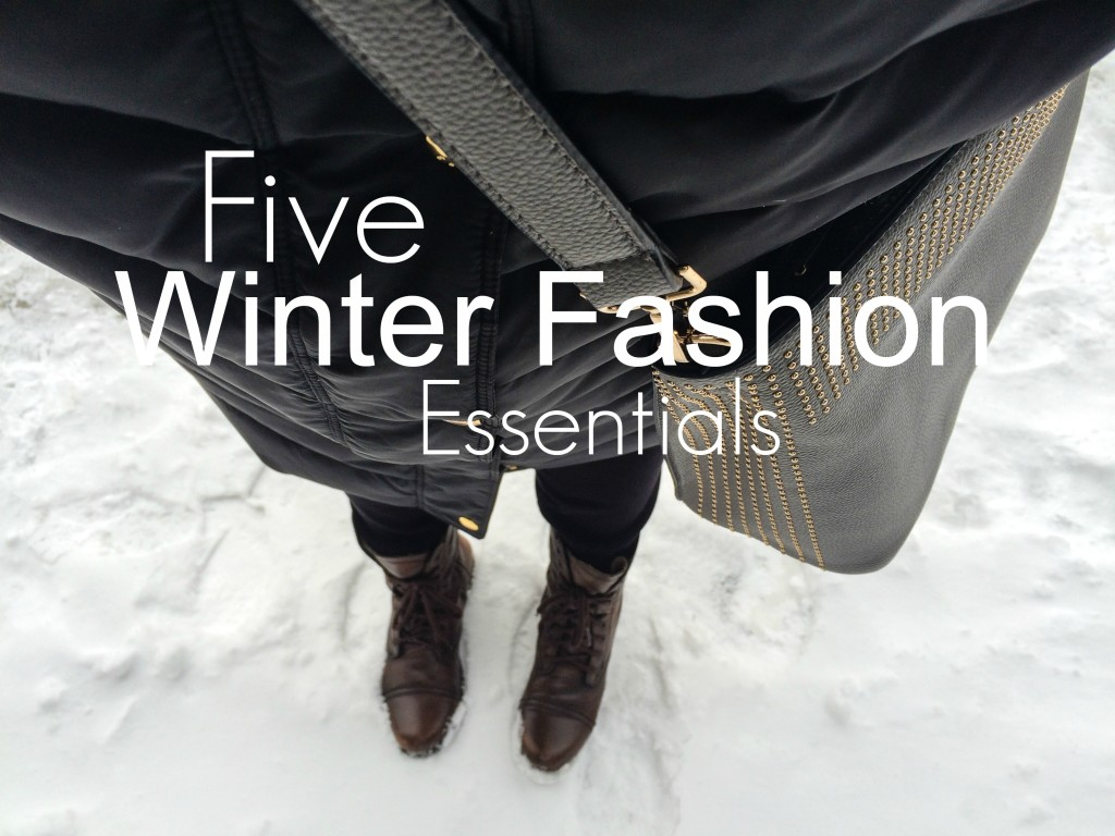 Five Winter Fashion Essentials | The Epicurean Traveler