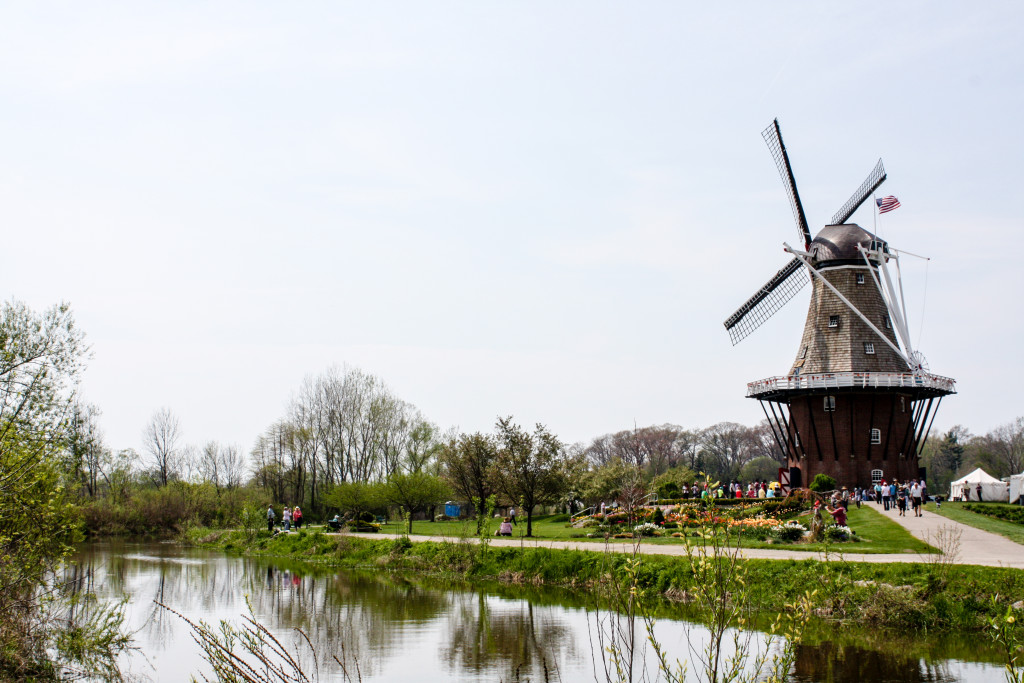 Windmill Island Gardens in Holland, Michigan (Erin Klema/The Epicurean Traveler)