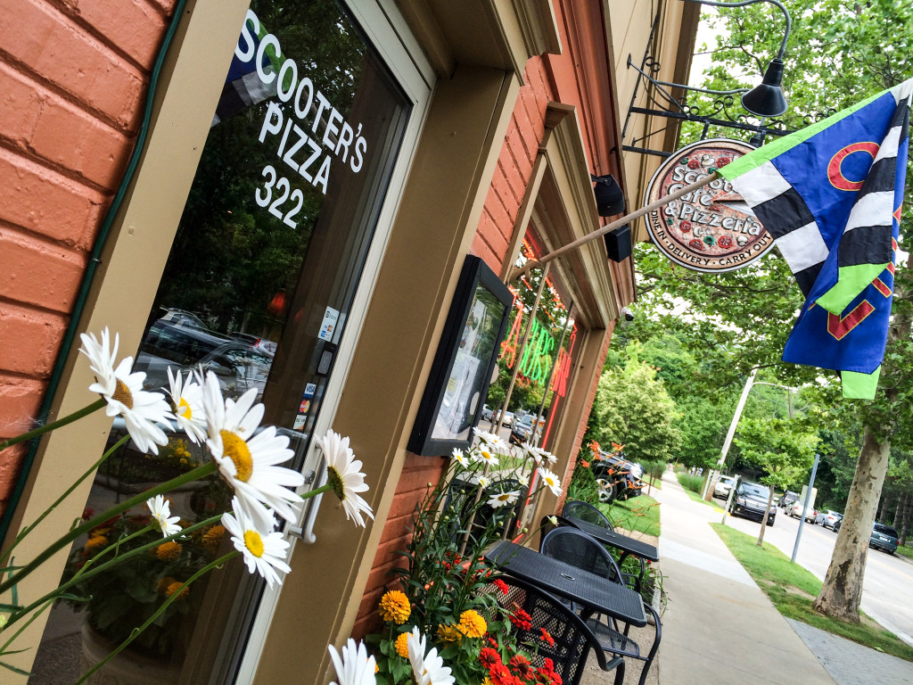 Scooter's Pizza in Saugatuck, Michigan