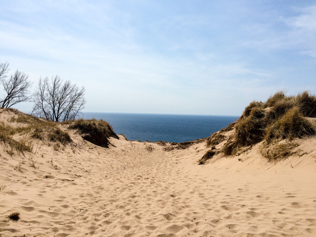 Sleeping Bear Dunes National Lakeshore (Erin Klema/The Epicurean Traveler)