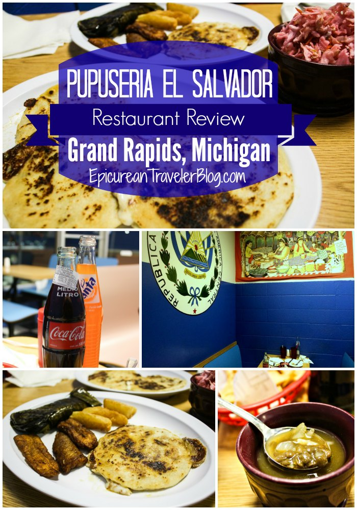 Restaurant Review: Pupuseria El Salvador - Grand Rapids, Michigan | EpicureanTravelerBlog.com
