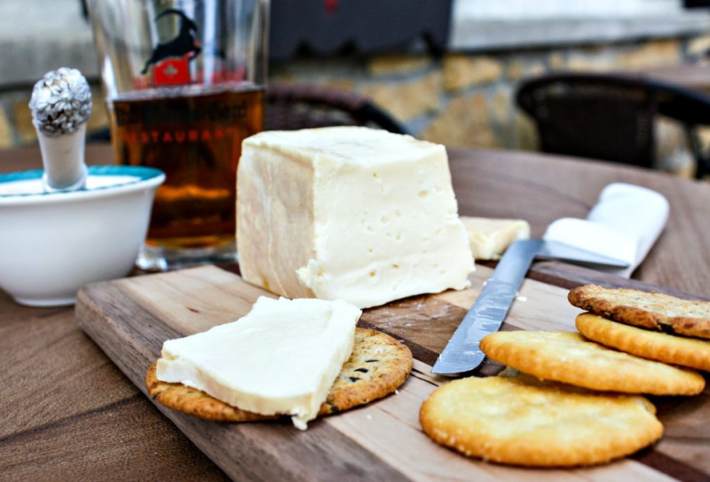 Beer and Limburger cheese in New Glarus, Wisconsin (Erin Klema/The Epicurean Traveler)