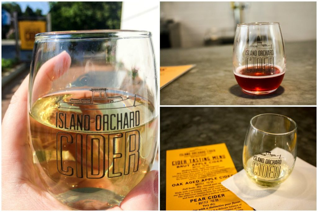 Door County Culinary Experience: Island Orchard Cider Tasting