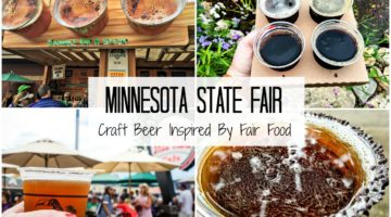 The Minnesota State Fair is known for its specialty craft beers created by Minnesota breweries specifically for the annual state fair.