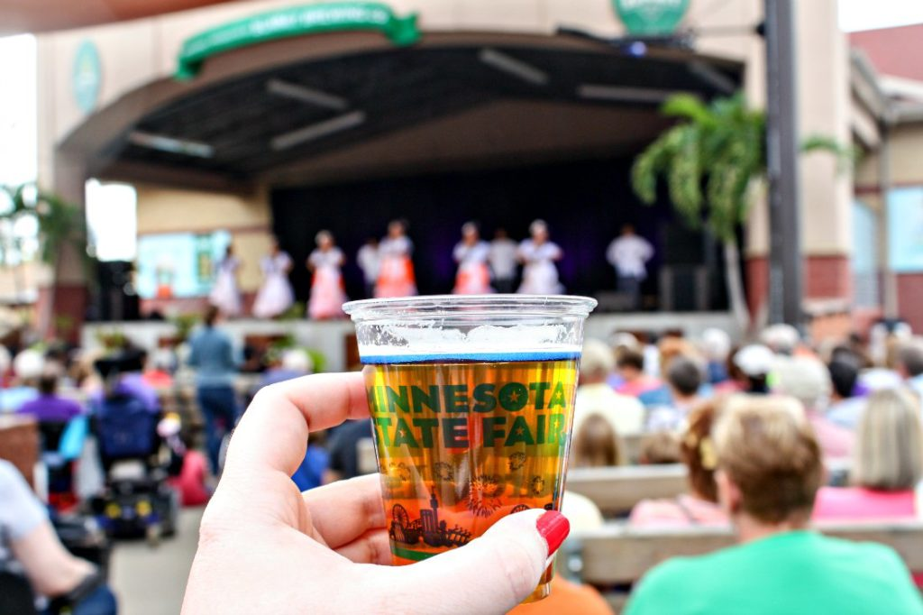 Minnesota State Fair Beer: Hop Merger White IPA by Summit Brewing Company