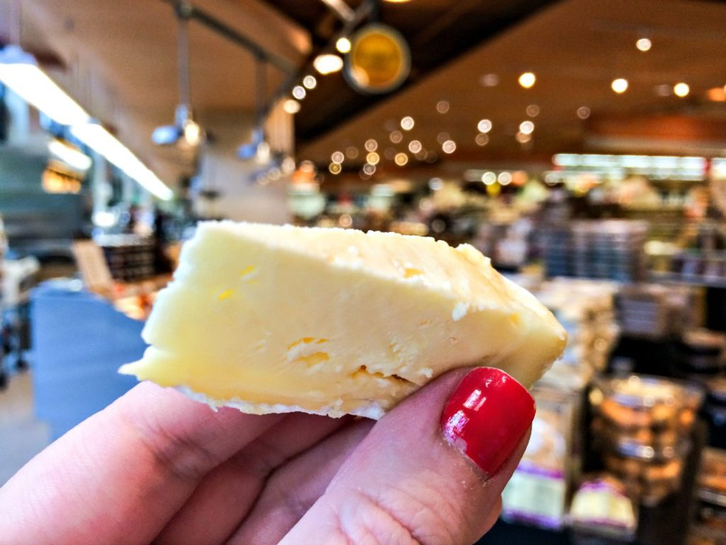 Soft cheese heaven! This Bent River Camembert is made in Mankato, Minn., about 1.5 hours from the Twin Cities. (Erin Klema/The Epicurean Traveler)