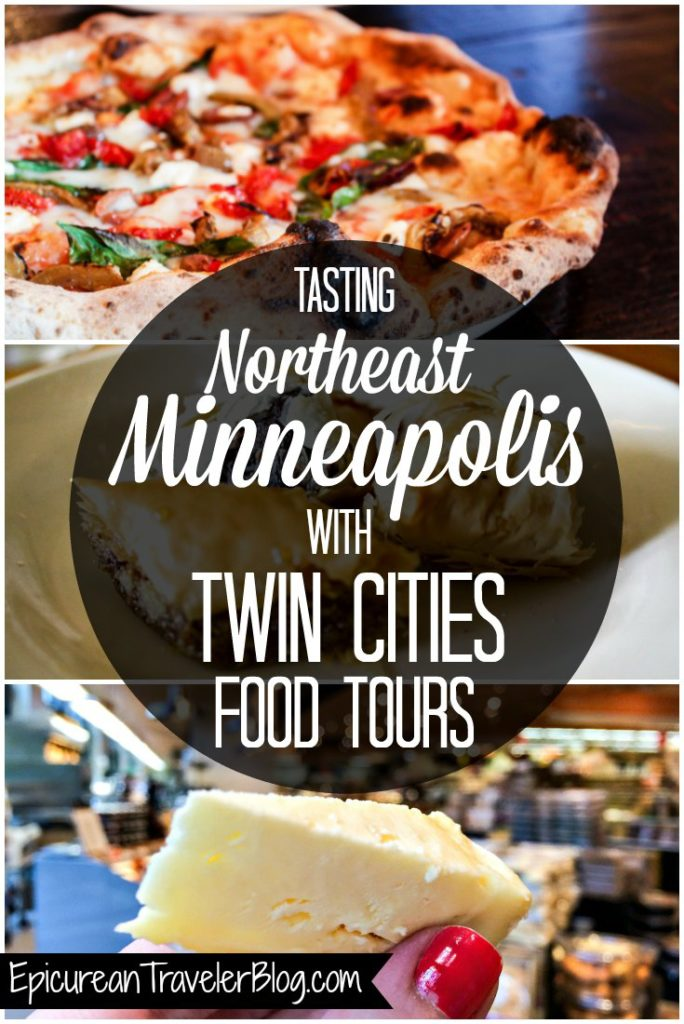 Explore and tast Northeast Minneapolis with Twin Cities Food Tours! Via EpicureanTravelerBlog.com