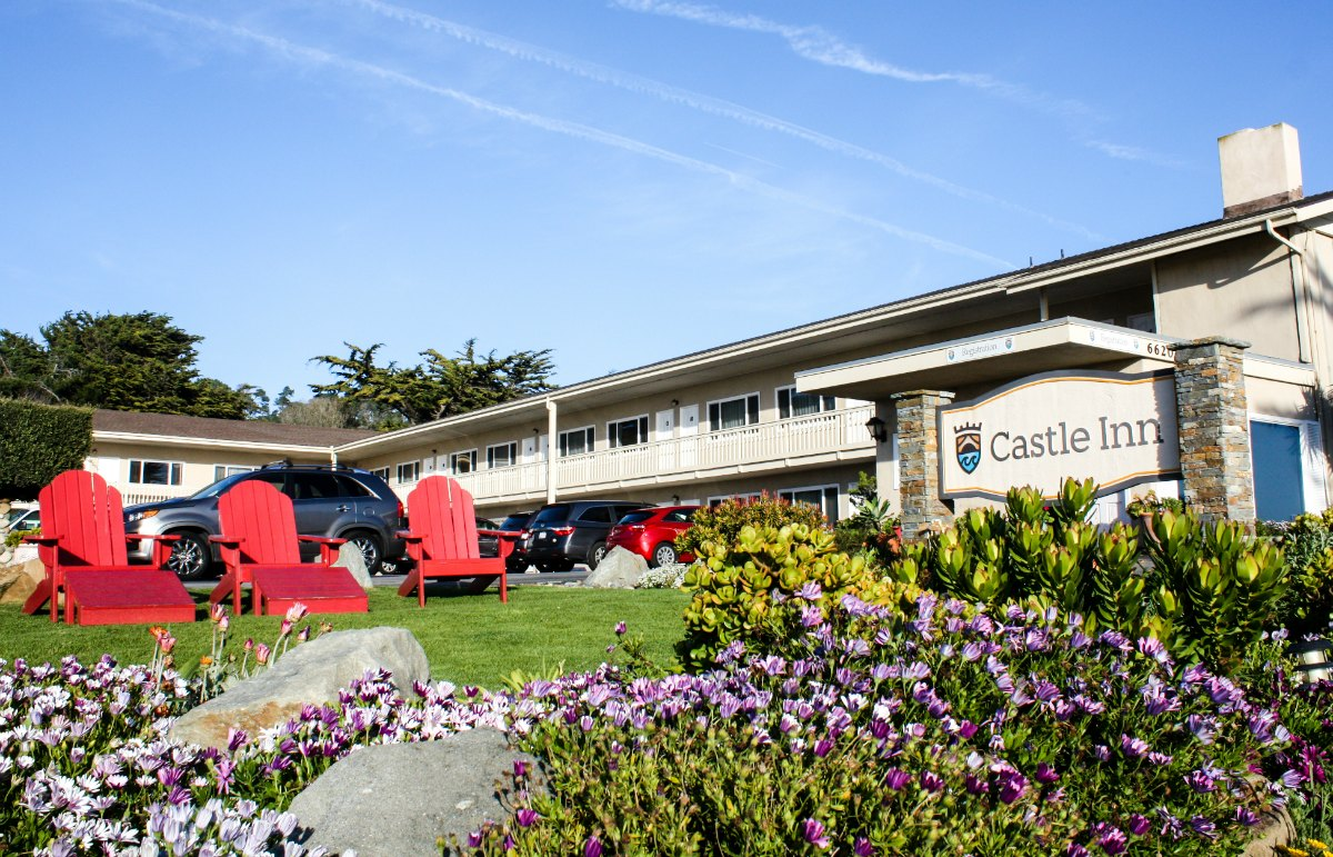Castle Inn in Cambria, California | EpicureanTravelerBlog.com