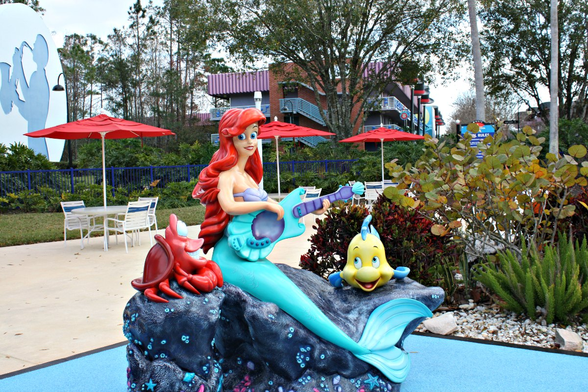 Disney's All-Star Music Resort | EpicureanTravelerBlog.com