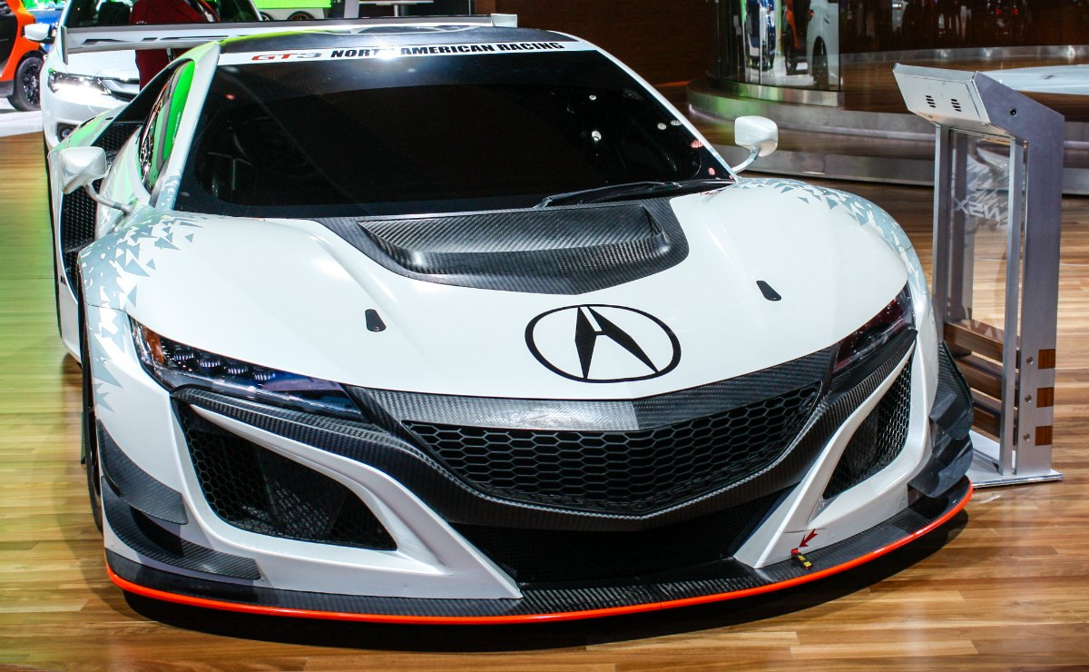 Acura NSX at North American International Auto Show in Detroit | EpicureanTravelerBlog.com