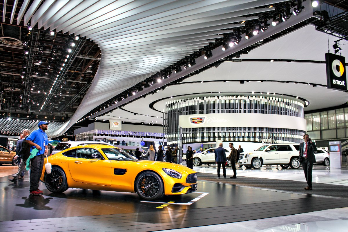 North American International Auto Show in Detroit | EpicureanTravelerBlog.com
