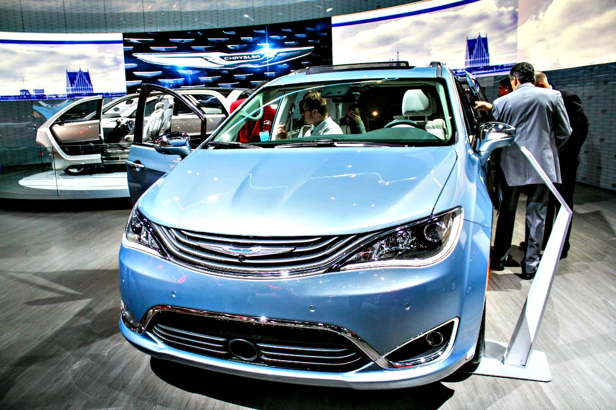 Chrysler Pacifica | EpicureanTravelerBlog.com
