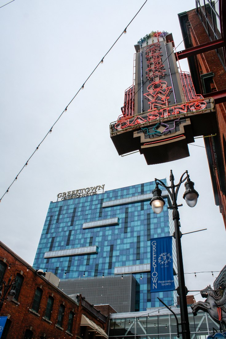 Where to stay in Detroit: Greektown Casino-Hotel | EpicureanTravelerBlog.com