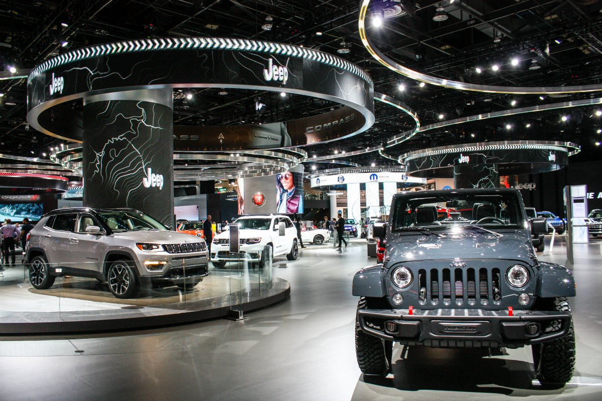Jeep at the North American International Auto Show in Detroit | EpicureanTravelerBlog.com