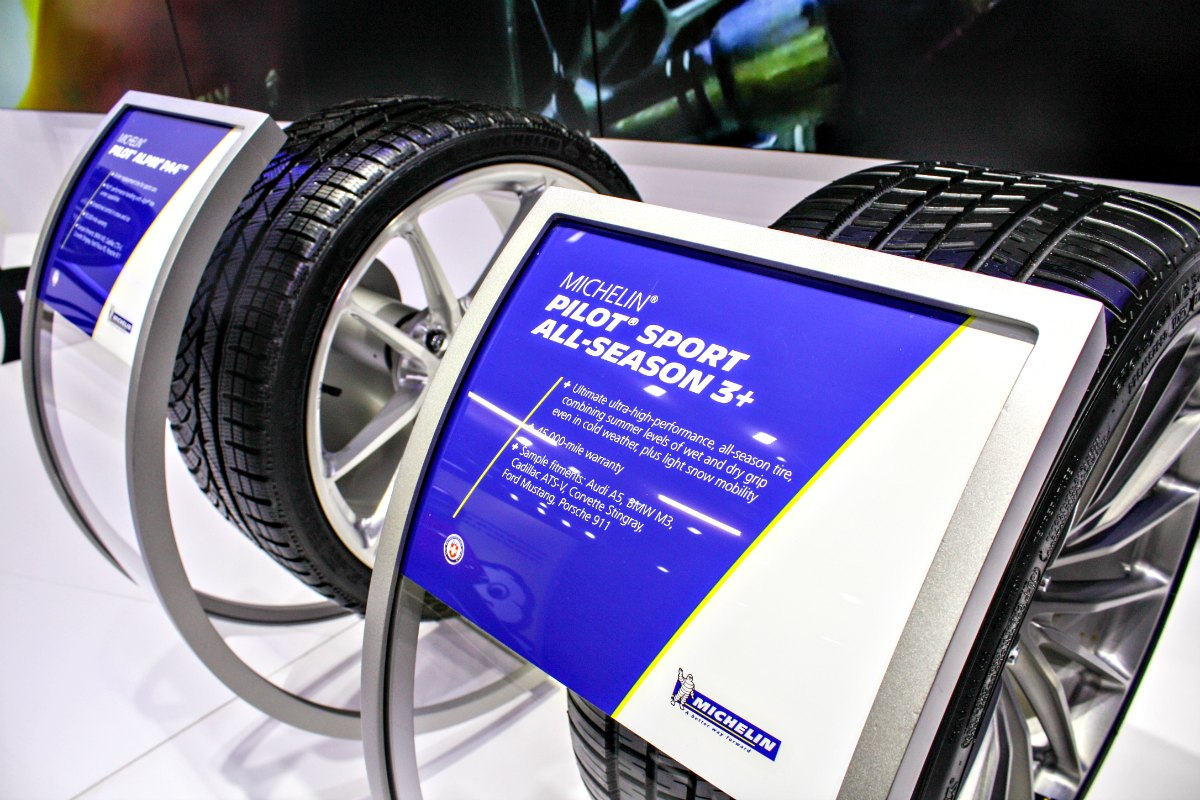 Michelin tires | EpicureanTravelerBlog.com