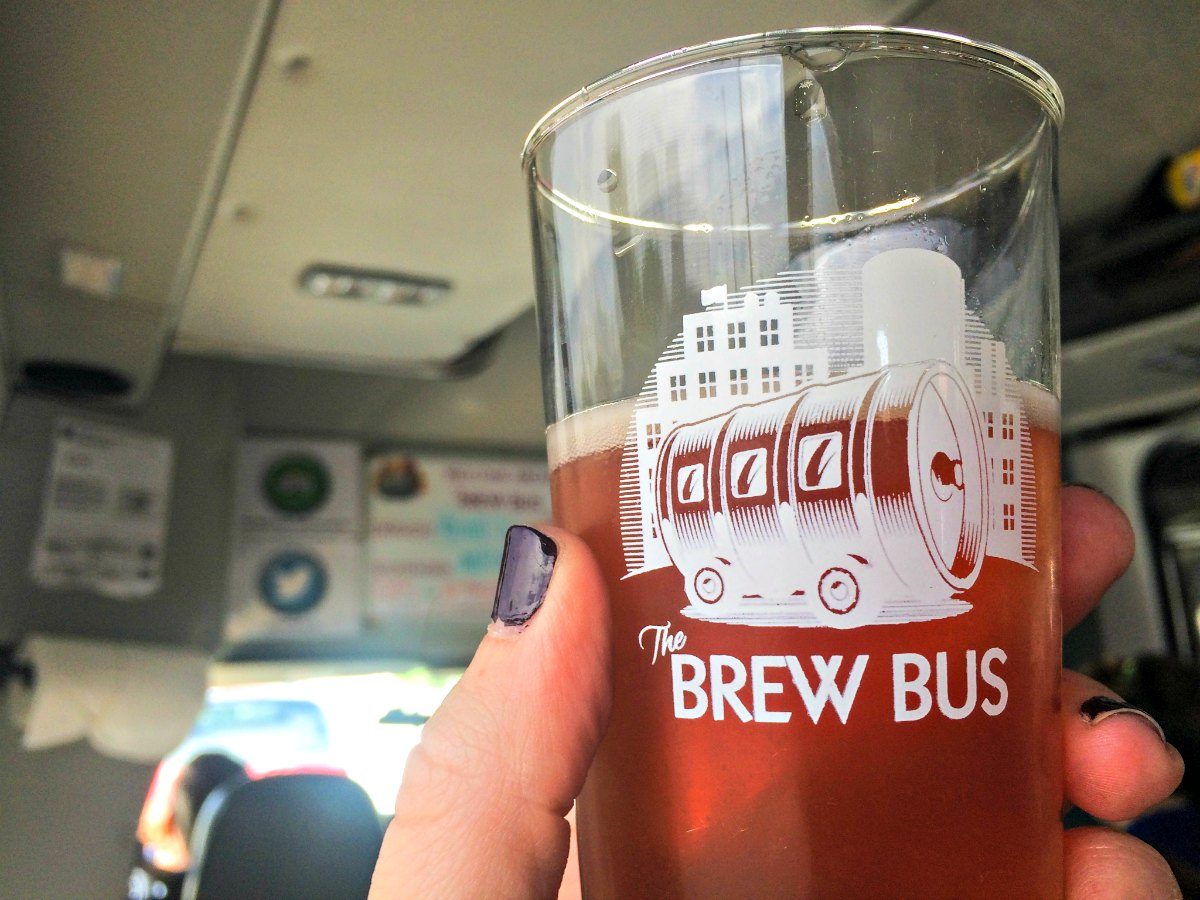 The Brew Bus South Florida | EpicureanTravelerBlog.com