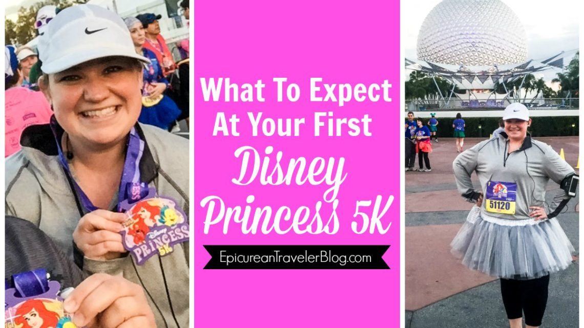 If you are running the Disney Princess 5K for the first time, this post shares what to expect and helpful tips for a successful and magical race at Disney World. Find your Florida travel tips today on EpicureanTravelerBlog.com!