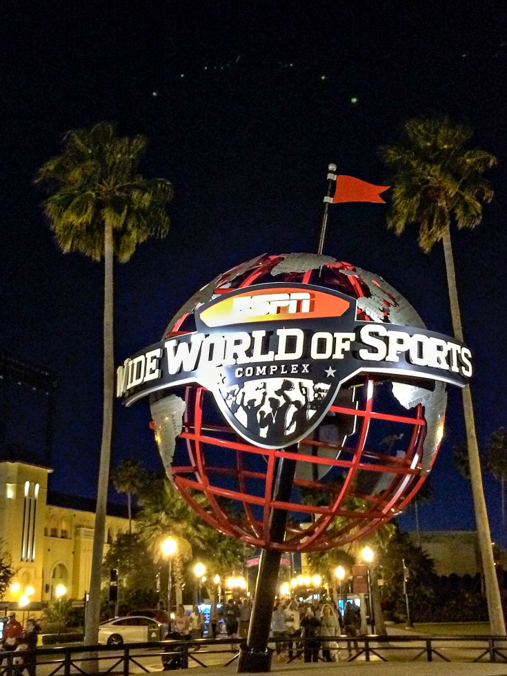 Walt Disney World's ESPN Wide World of Sports Complex | EpicureanTravelerBlog.com