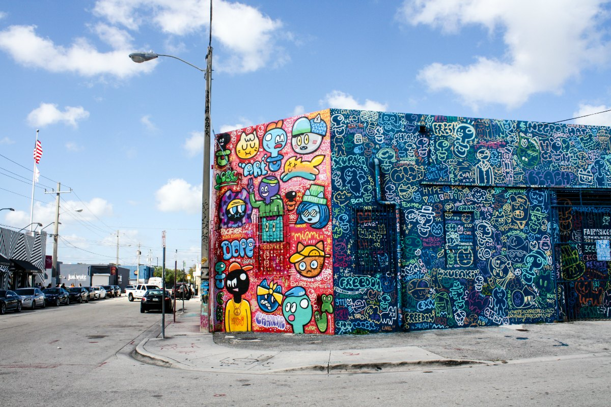Wynwood Arts District in Miami, Florida | EpicureanTravelerBlog.com