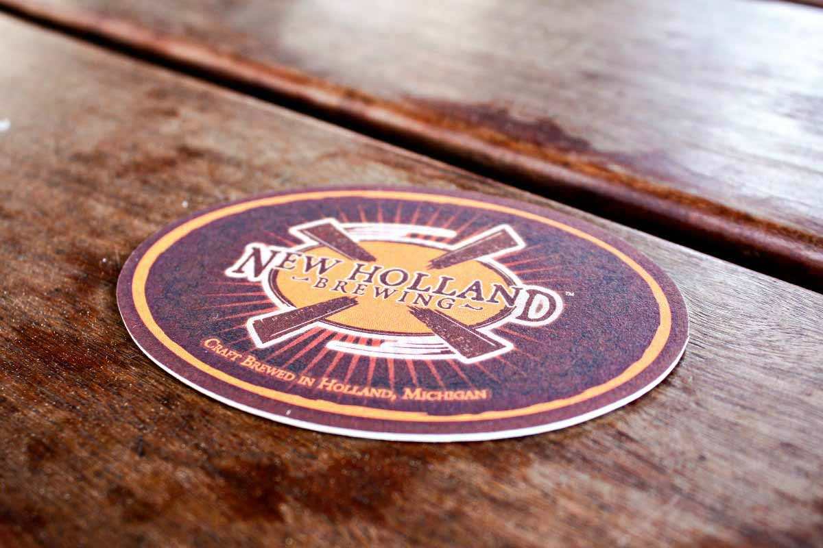 New Holland Brewing Company in Holland, Michigan