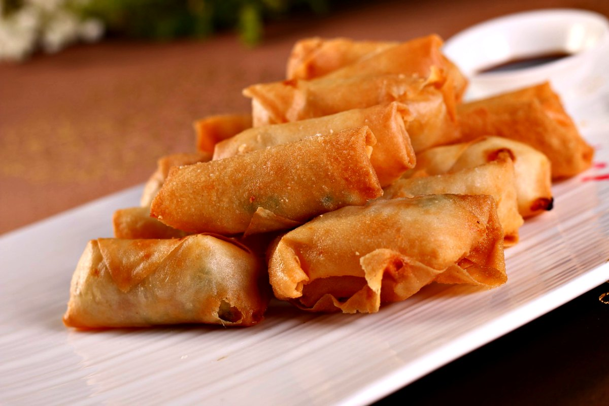 Spring rolls - Chinese cuisine