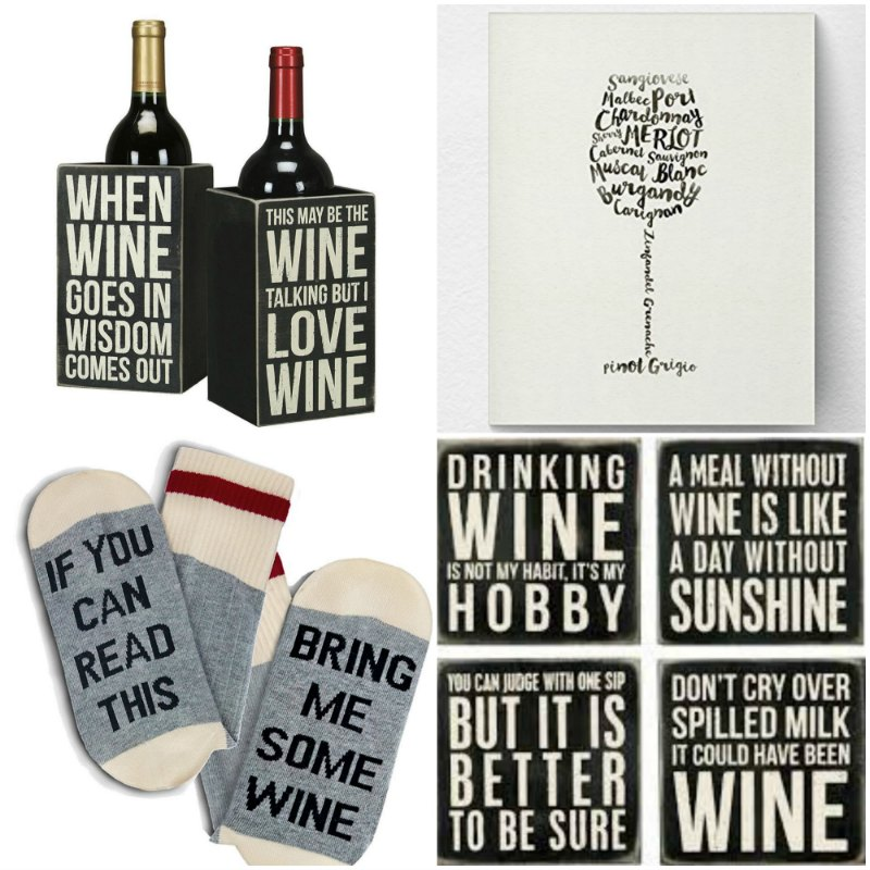 Wine Novelty Gifts