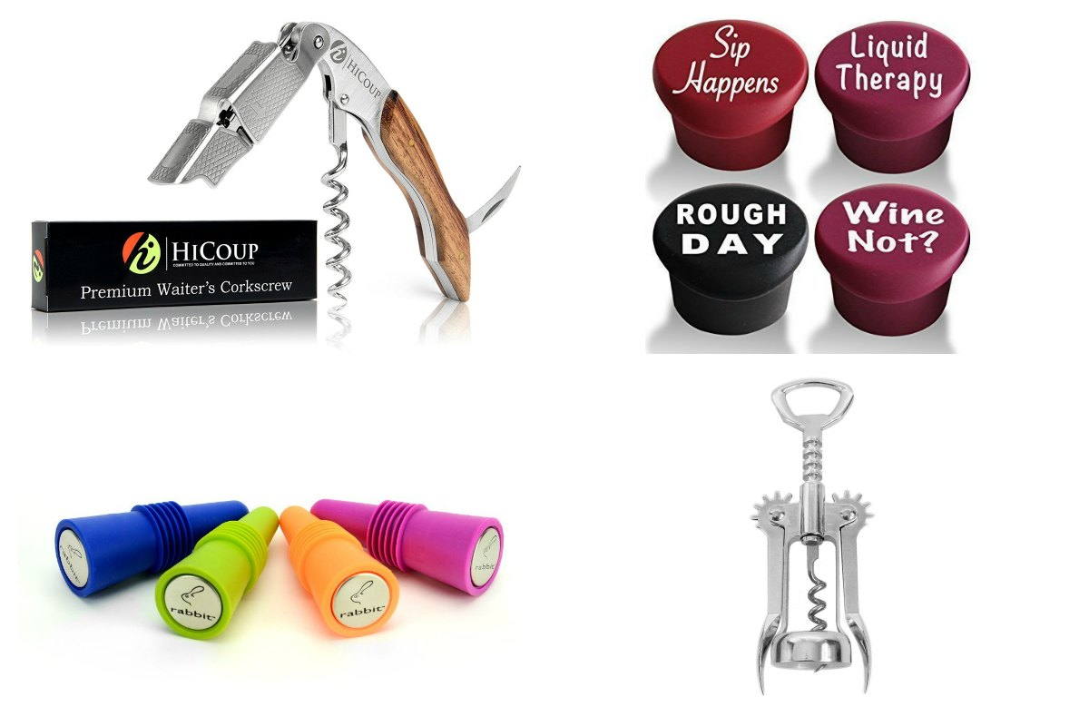 Stocking Stuffer Gift Ideas for Wine Lovers