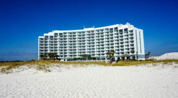Island House Hotel Orange Beach, a DoubleTree by Hilton - Orange Beach, Alabama, USA