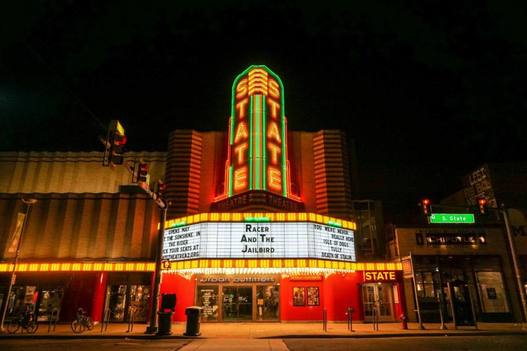 State Theatre in Ann Arbor, Michigan