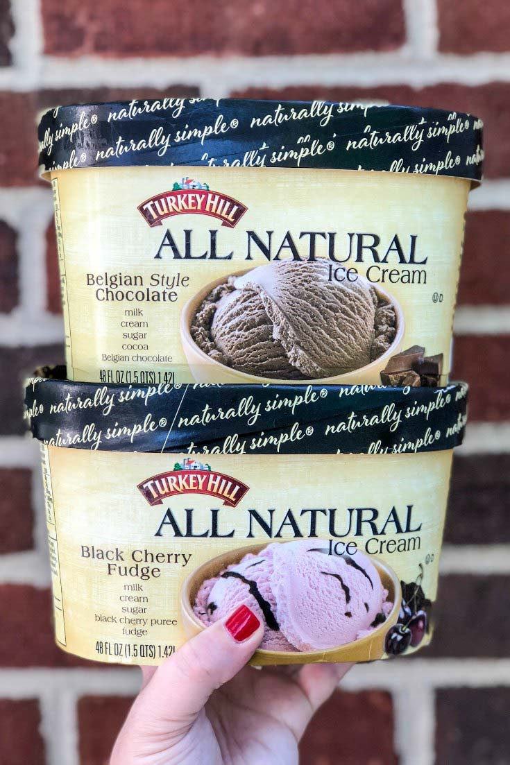 Turkey Hill All Natural Ice Cream