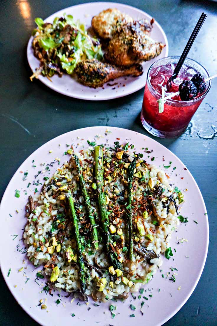 Ollie Food + Spirits is a New American restaurant serving seasonal dishes made with fresh, local ingredients and inventive craft cocktails in Ypsilanti, Michigan, USA. #sponsored #YpsiReal #ErinInA2 #ErinInAnnArbor