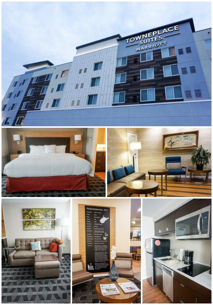TownePlace Suites in Parkersburg, West Virginia, USA