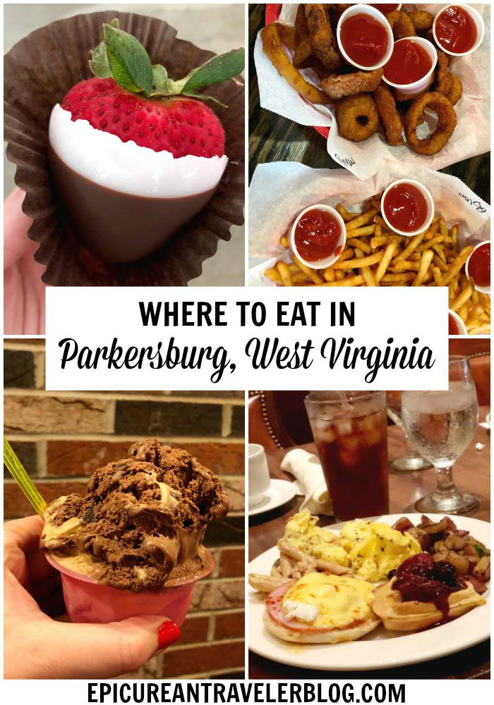 Parkersburg, West Virginia, may not be known as a foodie destination, but it's home to an award-winning craft beer, an annual food festival, delicious gelato, a historic hotel with a fab Sunday brunch buffet, and more! Check out where to eat in Parkersburg, West Virginia, USA, on EpicureanTravelerBlog.com now!