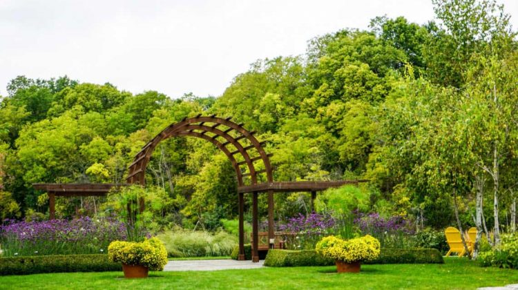 Rotary Botanical Gardens in Janesville, Wisconsin