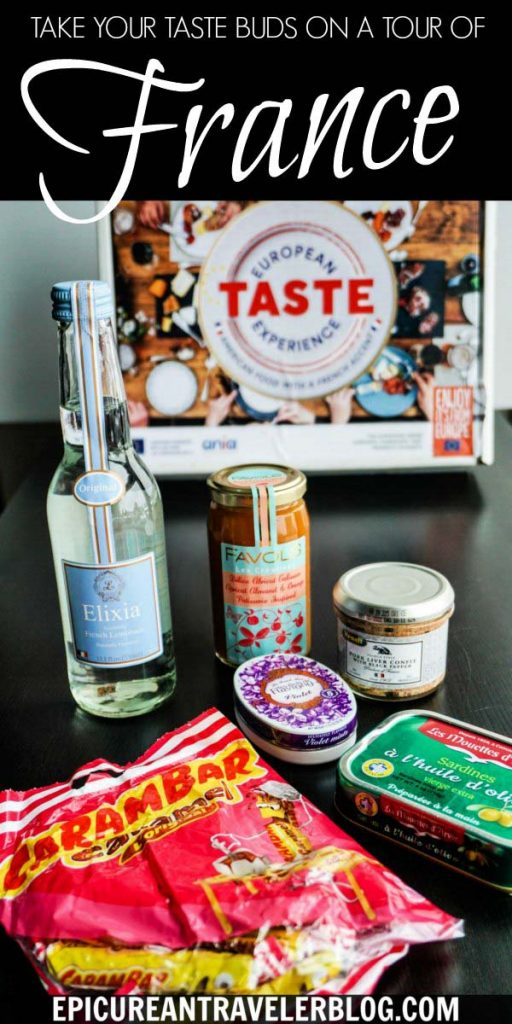 Can't take a trip to France right now? Bring the flavors of France to you! These gourmet delights from the French Food & Drink Federation will take your taste buds on a flavorful journey of France. #sponsored #EuropeanTaste #Zipkick @zipkick