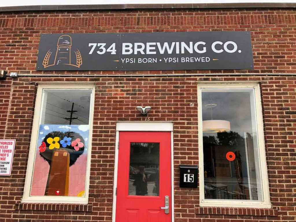 734 Brewing Company