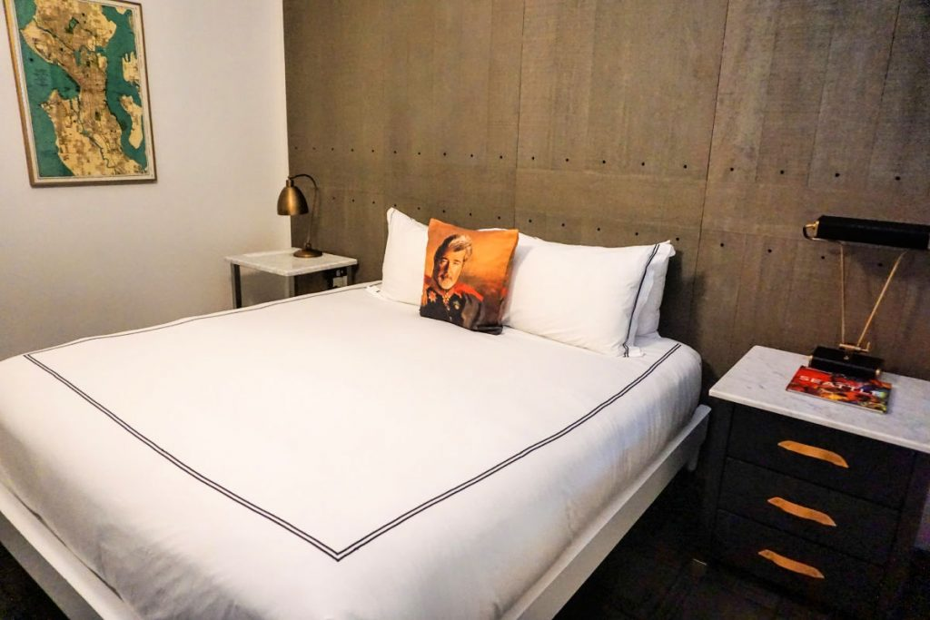 Kimpton Palladian Hotel in Seattle, Washington, USA