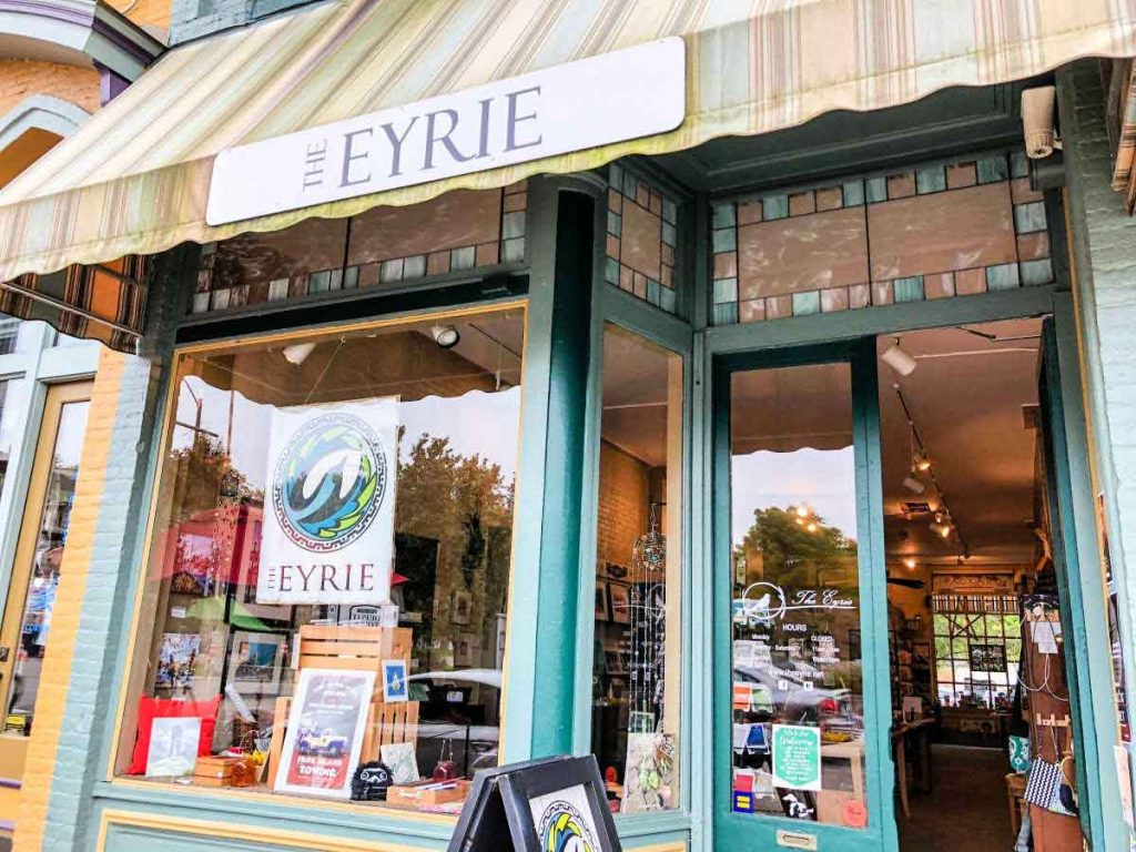 The Eyrie in Ypsilanti, Michigan, USA