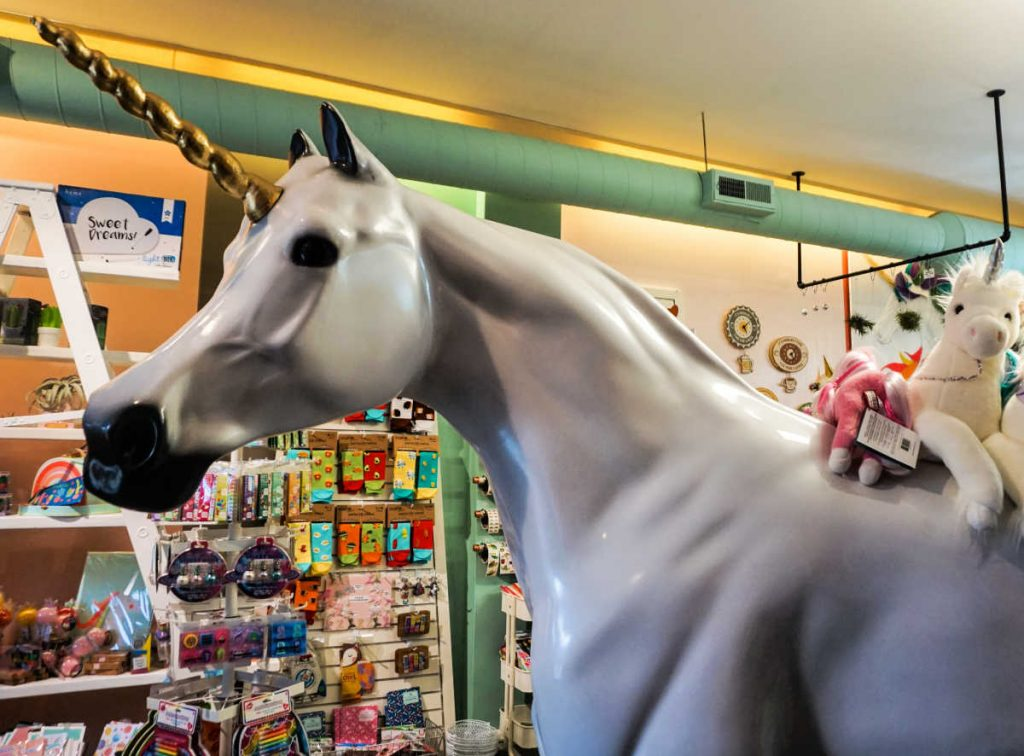 Unicorn Feed & Supply in Ypsilanti, Michigan, USA