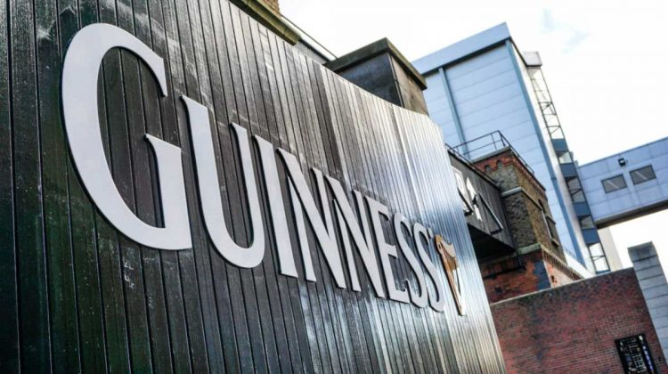 It's the heart of Dublin and the Ireland's leading tourist attraction, the Guinness Storehouse at St. James's Gate Brewery gives visitors a look at what goes into a perfect pint of the Black Stuff! #VisitDublin #LoveIreland #Guinness #GuinnessStorehouse