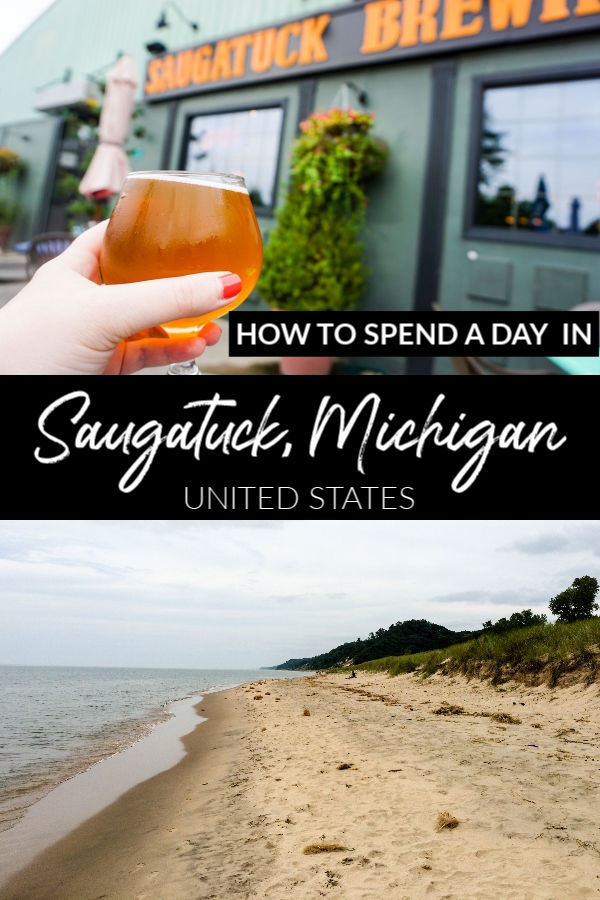 How to Spend a Day in Saugatuck, Michigan, USA