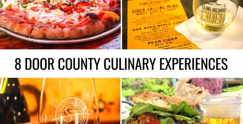Door County Culinary Experiences