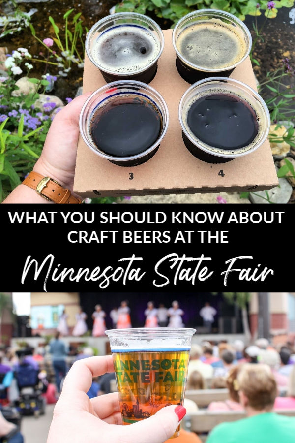 Minnesota State Fair Craft Beer