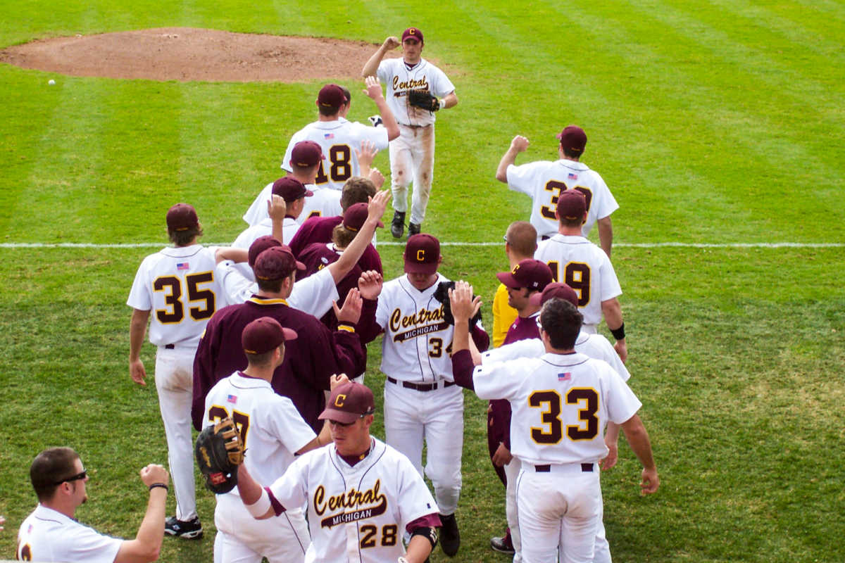 Central Michigan University Chippewas Baseball
