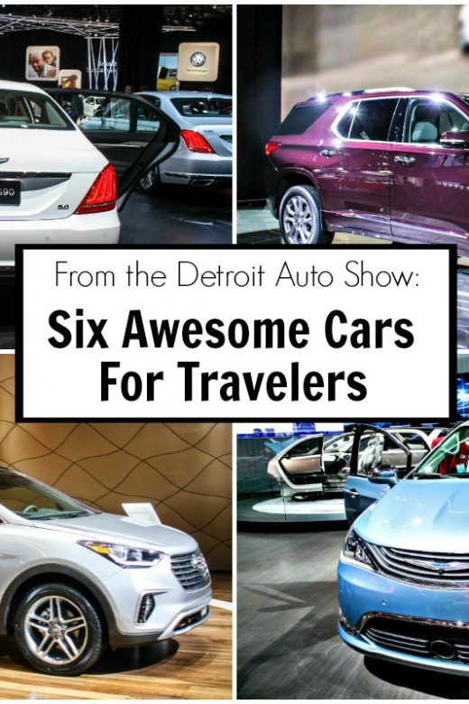 Safety, navigation, entertainment, space, seating, and ability to charge mobile devices are some of the features travelers look for in a vehicle. See six great options for travelers of all types on EpicureanTravelerBlog.com!